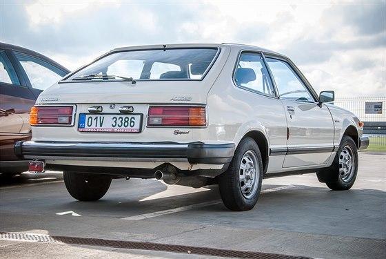 Honda Accord první generace (SJ)