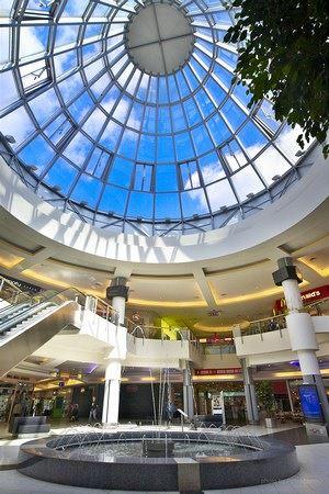 Obchodní centrum Letňany