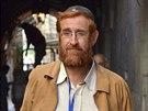 �idovsk� pravicov� aktivista Jehuda Glick na archivn�m sn�mku.
