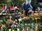Pro prodejce jsou Du�i�ky jednou z mála mo�ností, jak vyd�lat. (29. �íjna 2014)