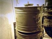 Filtry ventilace v suterénu zabraňovaly průniku bojových plynů.