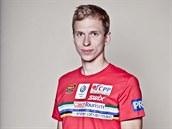 Běžec na lyžích Jakub Gräf