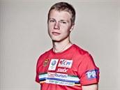 Běžec na lyžích Petr Knop