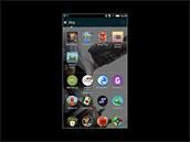 Displej smartphonu Alcatel OneTouch Fire E