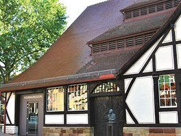 Muzeum vína v nedalekém Esslingenu
