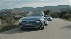 Nový VW Passat