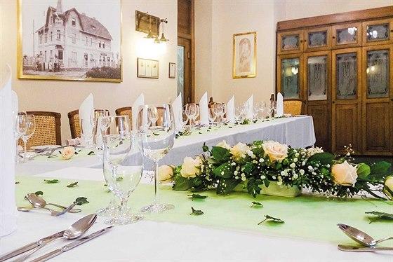 Svatba ve Villa Voyta: Prožijte svůj den v krásném secesním prostředí