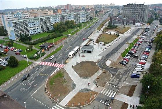 Kladenské náměstí Sítná je opět jako nové