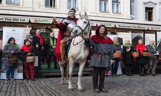 Listopad v Českém Krumlově bude patřit již tradičně vínu a dobré zábavě