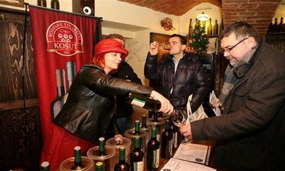 V předvánočním Brně na vás čeká dobré víno a gurmánské pochoutky