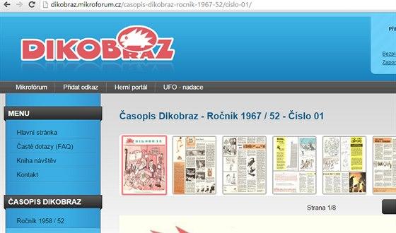 Dikobraz.mikroforum.cz