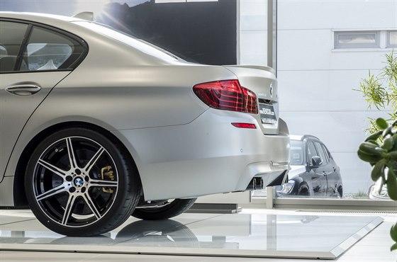 BMW M5 ve speciální edici k třicetiletému výročí modelu