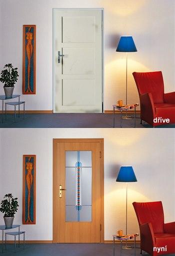 Nevyhazujte dveře, které vám mohou ještě dobře sloužit