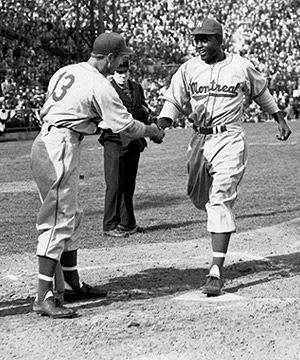 Pod�n� ruky vyk�zalo rasismus z baseballu