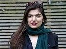 Ghoncheh Ghavamiová na fotce z roku 2012.
