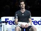 Andy Murray na úvod Turnaje mistrů nestačil na Keie Nišikoriho.