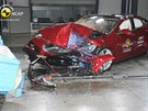 Crashtest Tesla S