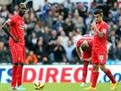 ŽÁDNÝ DŮVOD K RADOSTI. Fotbalisté Liverpoolu prohráli v Newcastlu 0:1.