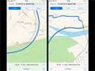 Mapy Apple navigují do zatím zavřeného tunelu Blanka