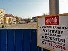 Na bývalém autobusovém nádraží Koruna v Hradci Králové vyroste obchodní centrum Aupark za 1,8 miliardy korun.