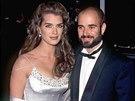 Brooke Shieldsová a Andre Agassi byli manželé dva roky.