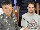 Hans Fredrik Lennart Neij, spoluzakladatel The Pirate Bay, byl zatčen v Thajsku 4. listopadu 2014