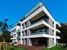 Vila Na V�slun�, v�t�z kategorie reziden�n�ch projekt�