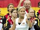 Barbara Rittnerová, nehrající kapitánka německého fedcupového týmu