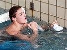 Plavec Ondřej Baumrt ovládl závod na pět kilometrů v rámci Ceny Krnovska.