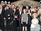 Kompletn� realiza�n� t�m muzik�lu Addams Family