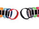 Fitness náramek řetězce Tesco nabídne osm barevných variant