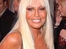 Donatella Versace nebývala vždycky vychrtlá.