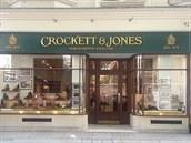 CROCKETT & JONES. Tato rodinná obuvnická firma funguje u� více ne� 135 let....