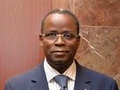 Honorární konzul České republiky v Guineji Hasmiou Dia.