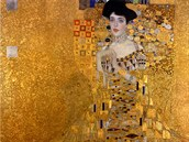 Zlatá Adéla, jedno z nejslavnějších děl období secese.