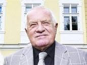 Exprezident Václav Klaus poskytl rozhovor deníku MF DNES. (27. 10. 2014)