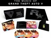 Grand Theft Auto 5 - soundtrack, sběratelská edice