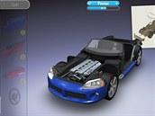Zkušební model auta si můžete poskládat zdarma, za další je už třeba zaplatit.