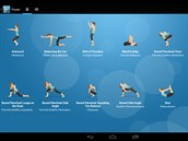 Aplikace Pocket Yoga je dostupná pro všechny tabletové platformy.