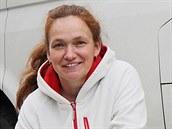 Leona Burkoňová, majitelka firmy Rodinné aktivity