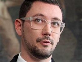 Jiří Ovčáček, mluvčí prezidenta