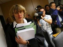 Soudkyně Ursula Schmidtová rozhodla, že největší stávka německých železničářů za 70 let není nezákonná.