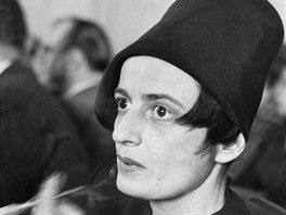 Spisovatelka a filozofka Ayn Randová