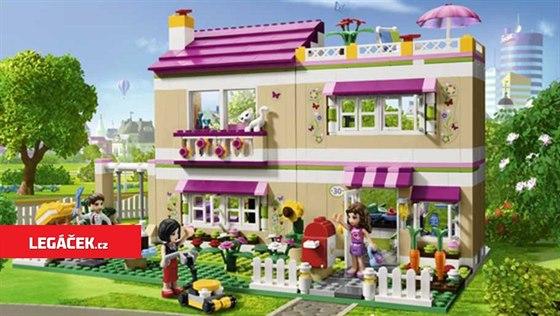 Olivia a její dům