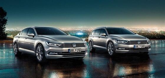 Za nejmodernějším vozem do autosalonu Volkswagen AUTO JAROV