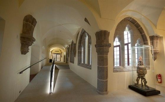 Expozice Svět portálů a bran
