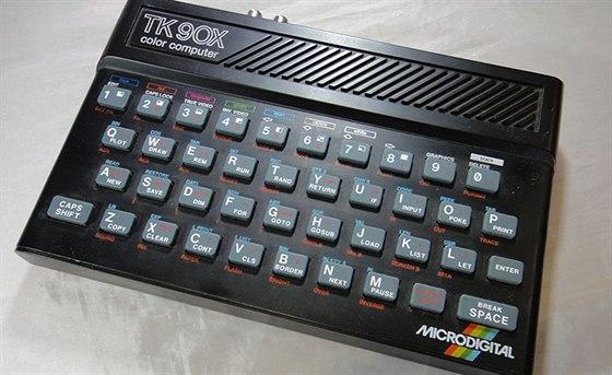Počítač TK 90X