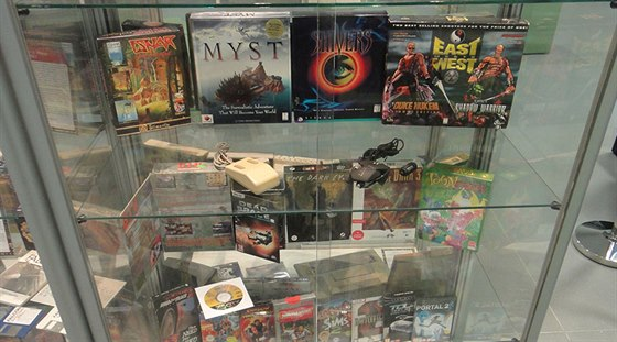 Muzeum počítačů, her a konzolí
