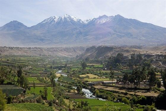 Arequipa v Peru se umístila na celkovém devátém místě.