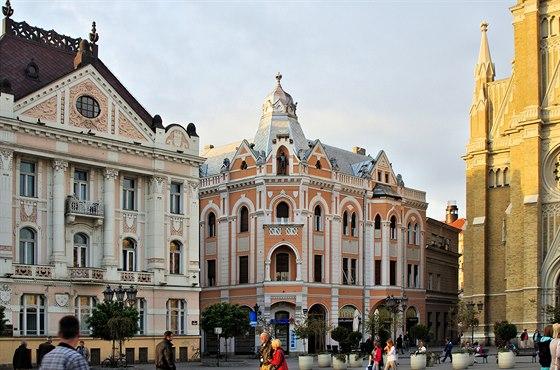 Město Novi Sad v Srbsku se v seznamu nejvýhodnějších destinací roku 2014 umístilo na druhém místě.